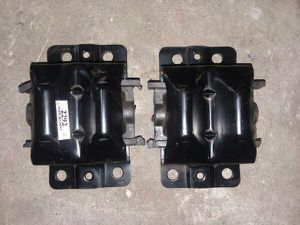 Square body small block Chevy motor mounts new never used for Sale in Ottumwa, IA