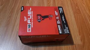 Milwaukee m18 fuel impact driver for Sale in Marysville, WA