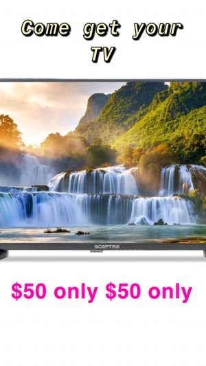 32 inch TV $50 for Sale in Richmond, VA