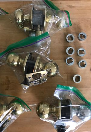Door knobs and Deadbolt for Sale in Harbor City, CA