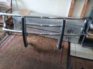 6 ft Chrome Bull bar grille guard for Sale in Detroit, MI
