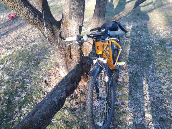 "Mens 17"" Frame 21 Speed F300 Cannondale Bike"