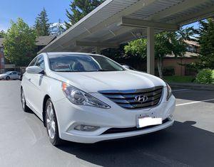2011 Hyundai Sonata Limited 2.4L for Sale in Lynnwood, WA