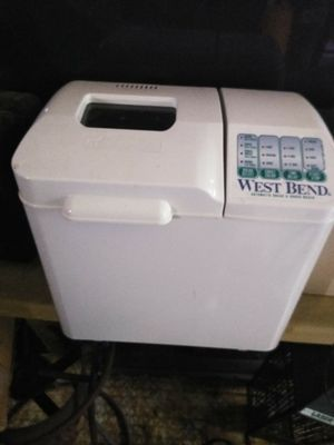 Bread maker for Sale in Hendersonville, TN