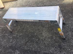 (3) Gorilla ladder for Sale in Miami, FL