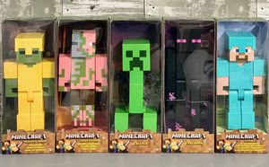 """Lot of 5 Minecraft 8.5"""" toys brand new for Sale in Miami, FL"""