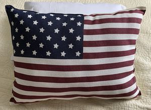 Brand new American Flag Pillows for Sale in Bristol, CT
