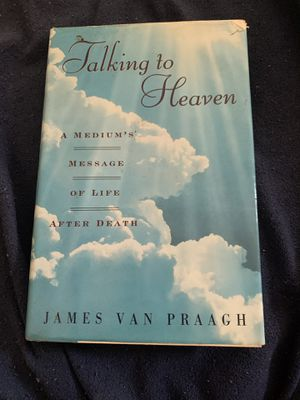 Talking to heaven book for Sale in Middletown, CT