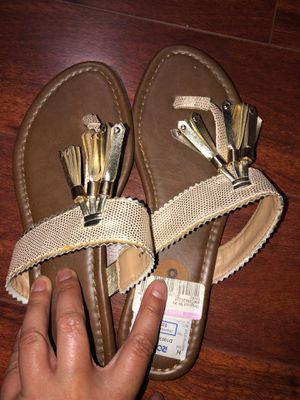 Nicole sandals size 8 woman for Sale in Chino Hills, CA