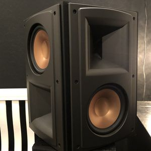 Klipsch Reference IV RS62 surround speakers for Sale in Mesa, AZ