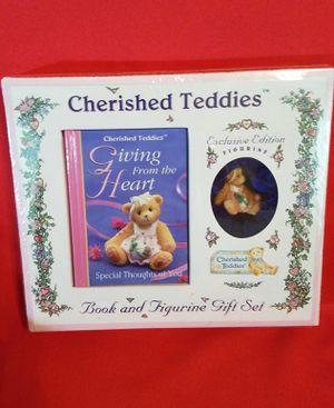 Cherished Teddies Gift Set for Sale in St. Petersburg, FL