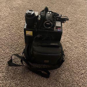 Nikon D5000 18-55 VR Kit for Sale in Plainfield, IL