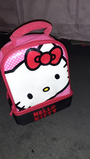 Hello Kitty lunch box for Sale in Oakland, CA