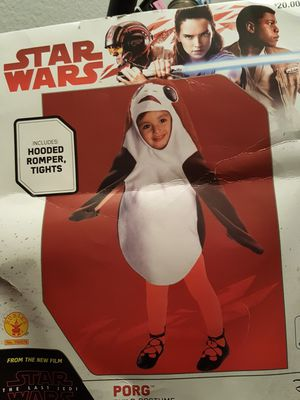 Porg costume for Sale in Lakewood, CA