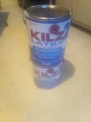 1 1/2 gallons of kilz paint primer for Sale in Greenwood, IN