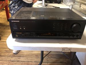 Pioneer audio video receiver amp for Sale in Houston, TX