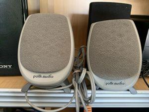 Pc speakers Polk audio for Sale in Naples, FL