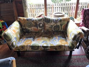 Twin futon couch/chaise lounge for Sale in Duvall, WA