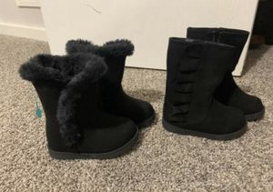 Cat & Jack 5t Girl Boots (NEW) for Sale in Irving, TX