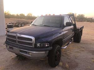 2001 dodge 3500 dually 4x4 Cummins for Sale in Mesa, AZ