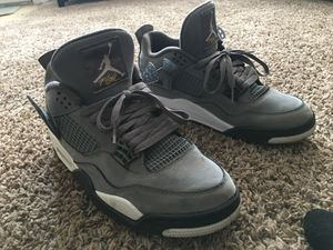 jordan retro 4s for Sale in Wichita, KS