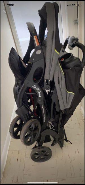 Baby trend double stroller for Sale in Manassas, VA