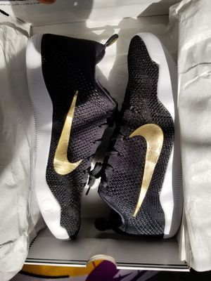 Nike Kobe 11 GCR FTB Elite Size 10 Beethoven Eulogy X 9 Krazy Rare Jersey Shoes New Jordan Adidas for Sale in Los Angeles, CA