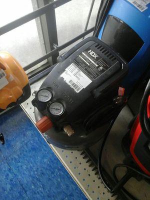 HDX electric air compressor for Sale in Margate, FL
