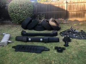 Jeep Wrangler Parts in MINT CONDITION! for Sale in Los Angeles, CA