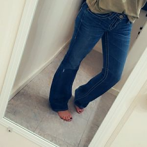 Size 3 Bootcut Jeans...super Cute!! for Sale in Fresno, CA