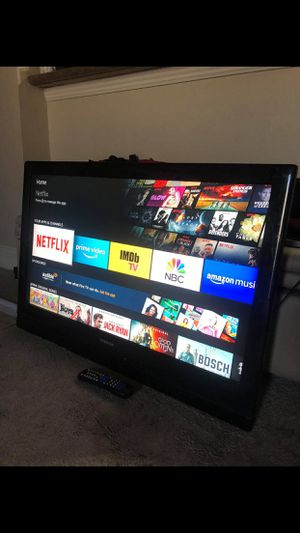 """Toshiba 37"""" TV w/o base (not a smart TV!) for Sale in Lakeside, CA"""