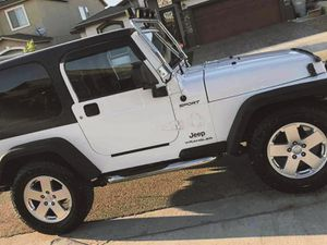 ✅One Owner 💲 1500 URGENT 2006 Jeep Wrangler for Sale in New Orleans, LA