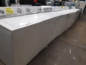 Washers and dryers working perfectly 299 and up for Sale in Baltimore, MD