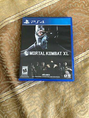 Mortal kombat XL for Sale in Hialeah, FL