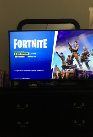 48 inch smart tv 4K Hisesnse for Sale in East Saint Louis, IL