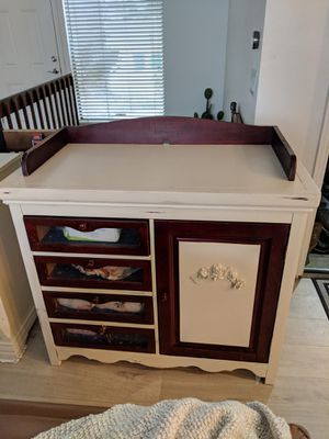 Changing table for Sale in Sandy, UT