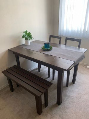 Rustic farm table / dining room table for Sale in Los Angeles, CA