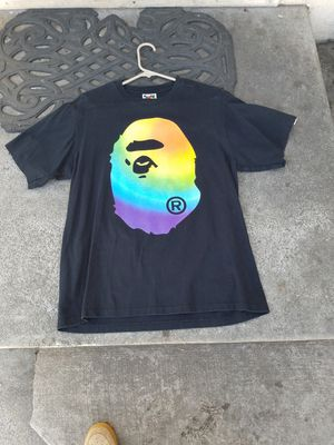 Bape Shirt Size L for Sale in Vista, CA