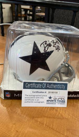 Dallas cow boy mini helmet for Sale in Mesa, AZ