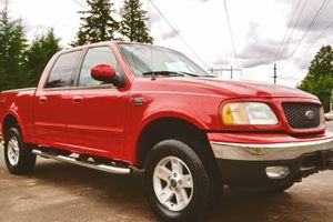 2002 FORD F150 Lariat NEW TIRES V8 4x4 for Sale in Orlando, FL