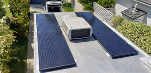 RV MOTORHOME SOLAR PANEL SYSTEM KIT INSTALLED (CERTIFIED TECHNICIAN) for Sale in Los Angeles, CA