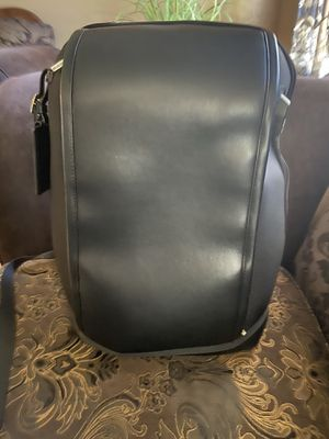 bopai leather laptop backpack for Sale in Phoenix, AZ
