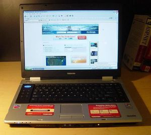 2020 TOSHIBA LAPTOP INTEL CORE 2 DUO 40GB SSD 2GB RAM WiFi OFFICE DVD for Sale in Fresno, CA