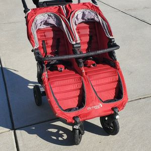 City Mini GT Red - Double Stroller for Sale in Powder Springs, GA