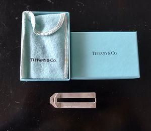 Tiffany & Co. Money Clip BRAND NEW for Sale in Redondo Beach, CA