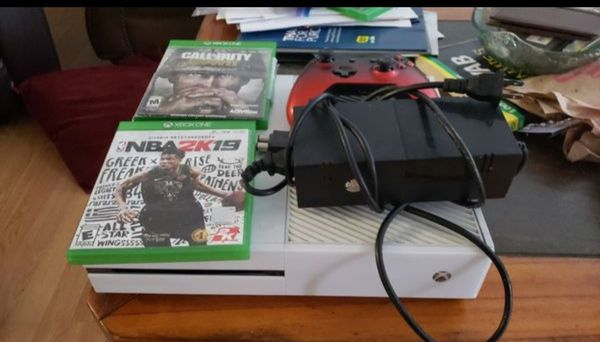 Xbox one limited white edition