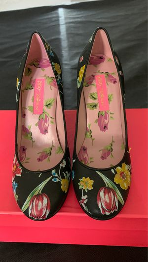 Betsey Johnson Heels for Sale in Concord, CA