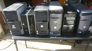 Computers work or can be used for parts. for Sale in Montclair, CA