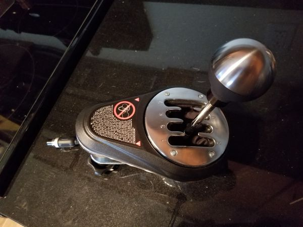 Thrustmaster TH8A shifter for Sale in Denver, CO - OfferUp