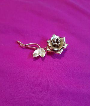 Vintage flower brooch pin for Sale in Whittier, CA